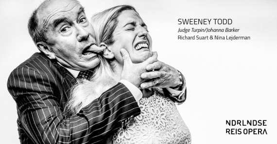 Johanna, Sweeney Todd, Nederlandse Reisopera 2014 (Richard Suart as Judge Turpin) Photo: Marco Borggreve
