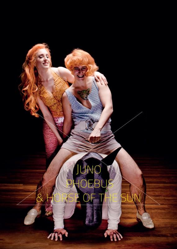 Juno, Fairy Queen, De Nederlandse Reisopera/Veenfabriek 2014 (Thorbjorn Gulbrandsoy as Phoebus)