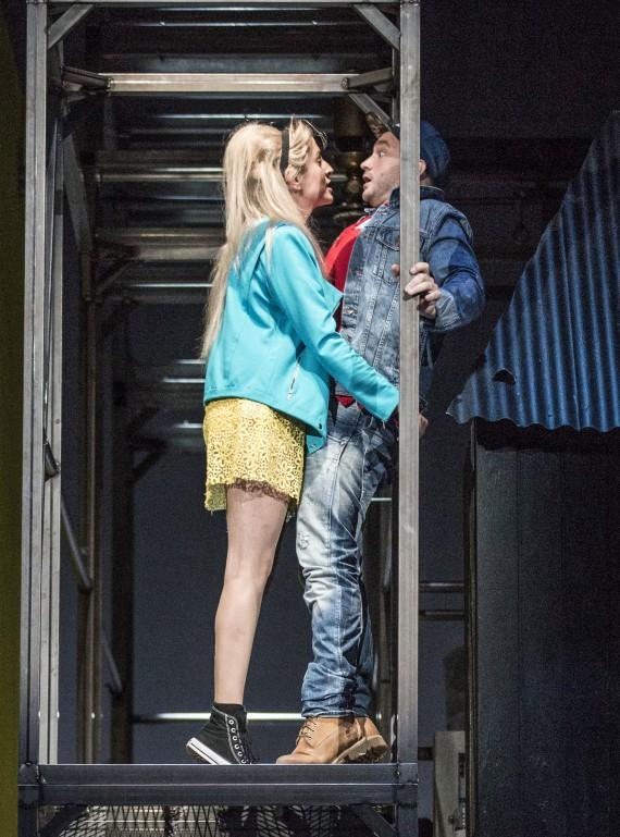 Johanna, Sweeney Todd, Nederlandse Reisopera 2014 (Tyler Clarke as Anthony Hope) Photo: Marco Borggreve