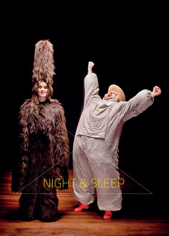 Night, Fairy Queen, De Nederlandse Reisopera/Veenfabriek 2014 (Nicholas Crawley as Sleep)