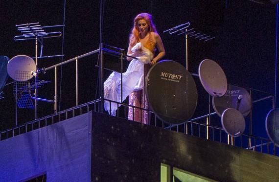 Juno, Fairy Queen, De Nederlandse Reisopera/Veenfabriek 2014 Photo: Leo van Velzen