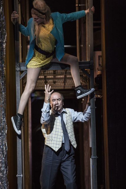 Johanna, Sweeney Todd, Nederlandse Reisopera 2014 (Richard Suart as the Judge) Photo: Marco Borggreve